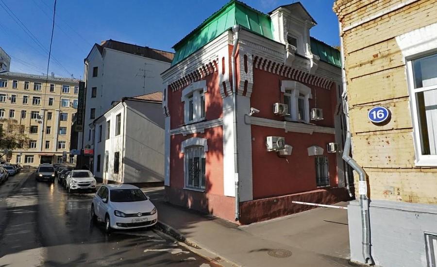 Объявление об аренде офиса площадью 800 квм город москва, метро павелецкая, 5-й монетчиковский переулок, д 3с1